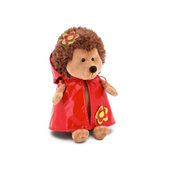 Jucarie ariciul cu pelerina de ploaie Fluffy, 20cm, Orange Toys Jucarii Plus