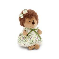 Jucarie ariciul cu rochita verde Fluffy, 20cm, Orange Toys