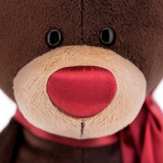 Jucarie ursuletul de plus Choco, 35cm, Orange Toys Jucarii Plus