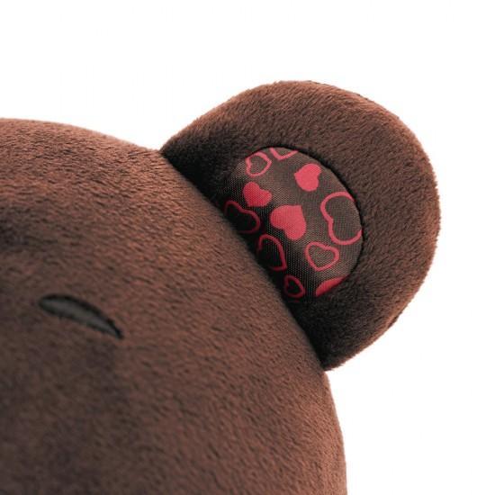 Jucarie ursuletul de plus Choco, 25cm, Orange Toys Jucarii Plus