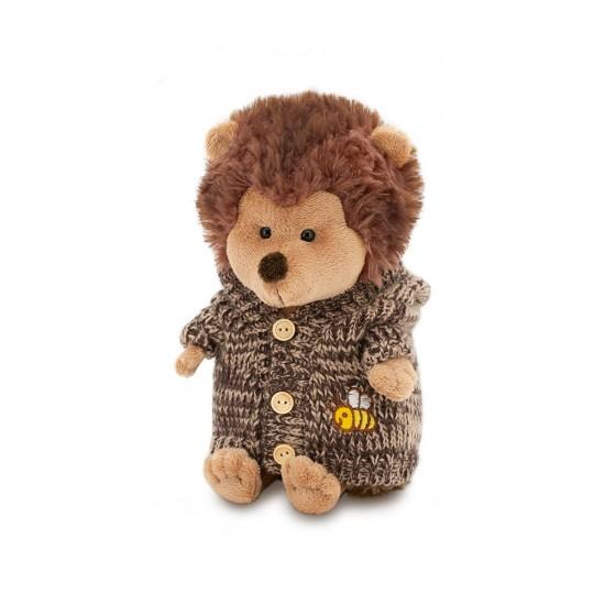 Jucarie ariciul cu pulover de plus Prickle, 20cm, Orange Toys Jucarii Plus