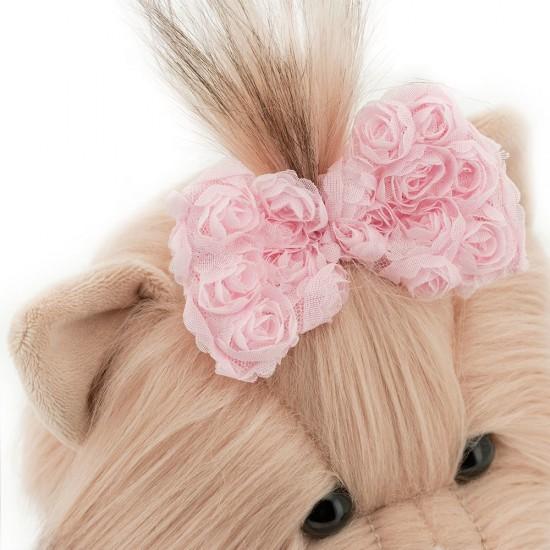 Catelusa Lucky Yoyo: Mix de trandafiri, 25cm