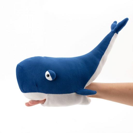 Balena din plus, 35cm, colectia Ocean, Orange Toys