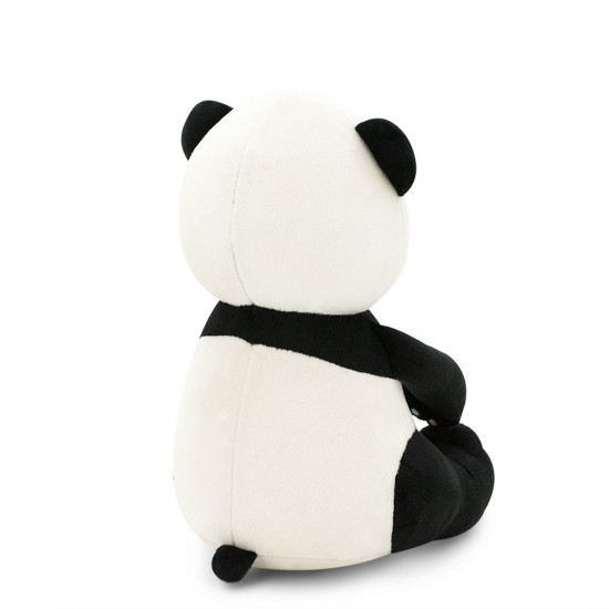Jucarie urs panda de plus Boo, 25cm, Orange Toys Jucarii Plus