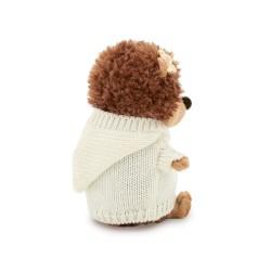 Jucarie ariciul cu pulover de plus Fluffy, 20cm, Orange Toys