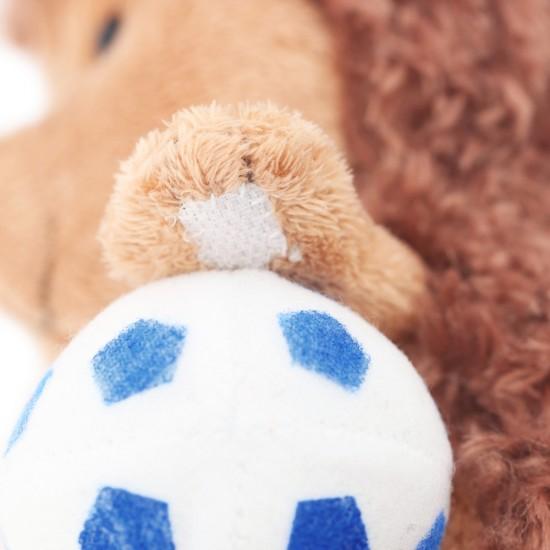 Jucarie ariciul de plus cu minge Prickle, 20cm, Orange Toys Jucarii Plus