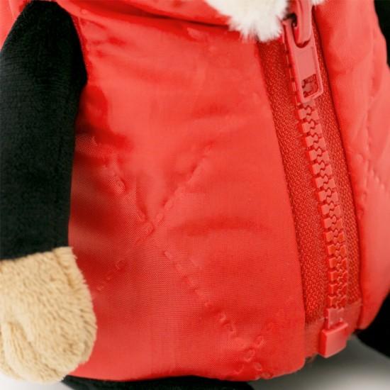 Jucarie catelul rottweiler de plus Max, 20cm, Orange Toys Jucarii Plus