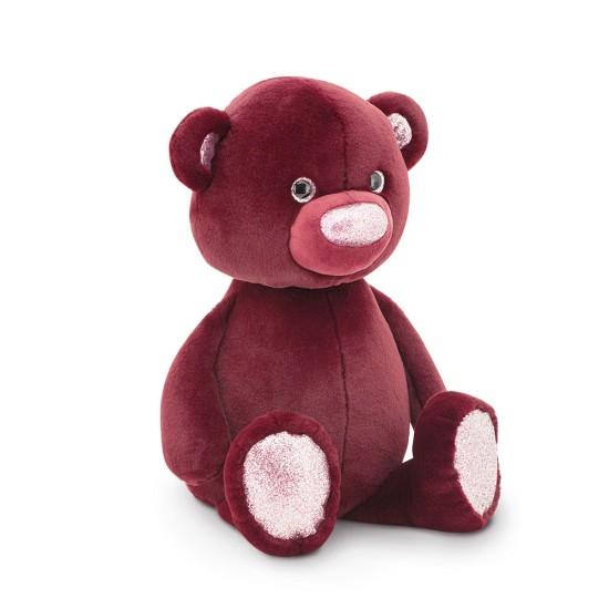 Ursuletul pufos maro, 22cm, Orange Toys