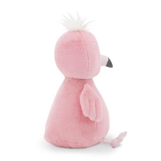 Flamingoul pufos, 22cm, Orange Toys