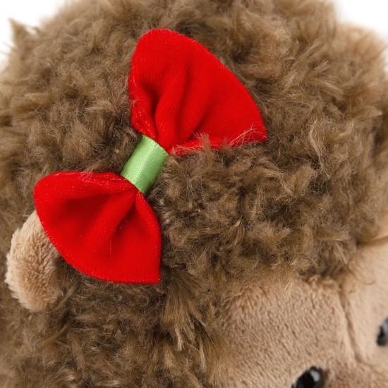 Fluffy, ariciul in rochita cu buburuza , din plus, 15cm, Orange Toys