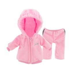 Set vestimentar: Fitness Pink , Orange Toys