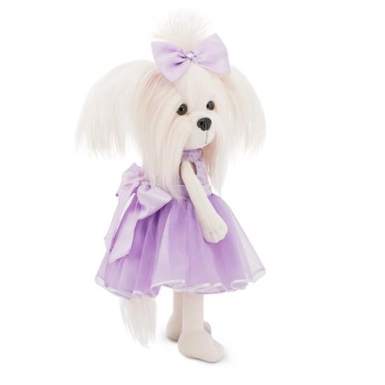 Jucarie catelusa de plus Lucky Mimi: Lilac, 25cm, Orange Toys Jucarii Plus