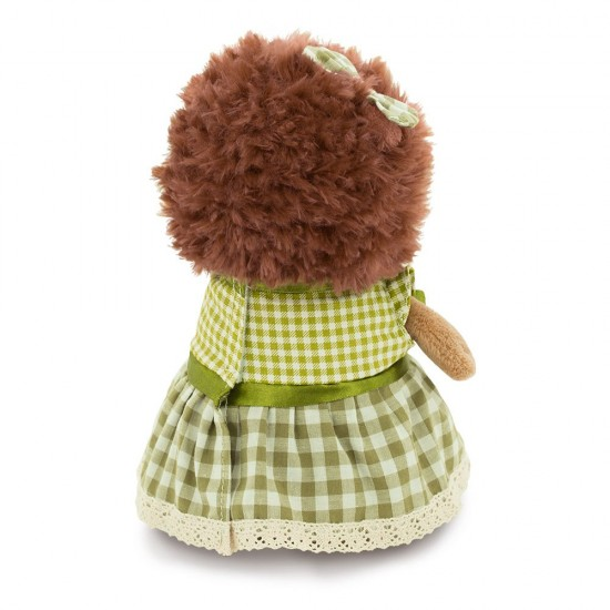 Jucarie ariciul cu rochita Fluffy, 20cm, Orange Toys Jucarii Plus