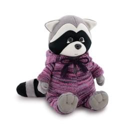 Jucarie fetita raton sezonul de tricotat de plus Daisy, 25cm, Orange Toys